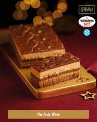 Chocolate & Salted Caramel Dessert