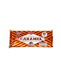 Chocolate Caramel Wafer Biscuits