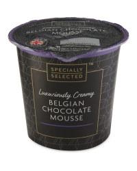 Belgian Chocolate Luxury Mousse