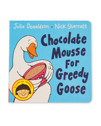 Chocolate Mousse Rhyming Book