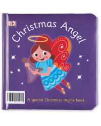 Christmas Angel Rhyme Board Book