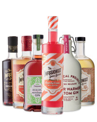 Winter Gin Selection