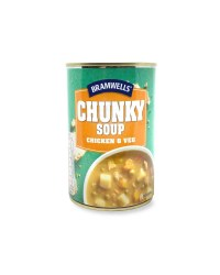 Chunky Chicken & Vegetable Soup