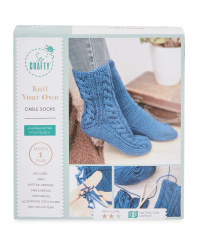 So Crafty Chunky Socks Kit