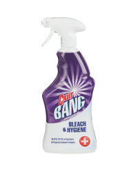 Cillit Bang Bleach & Hygiene