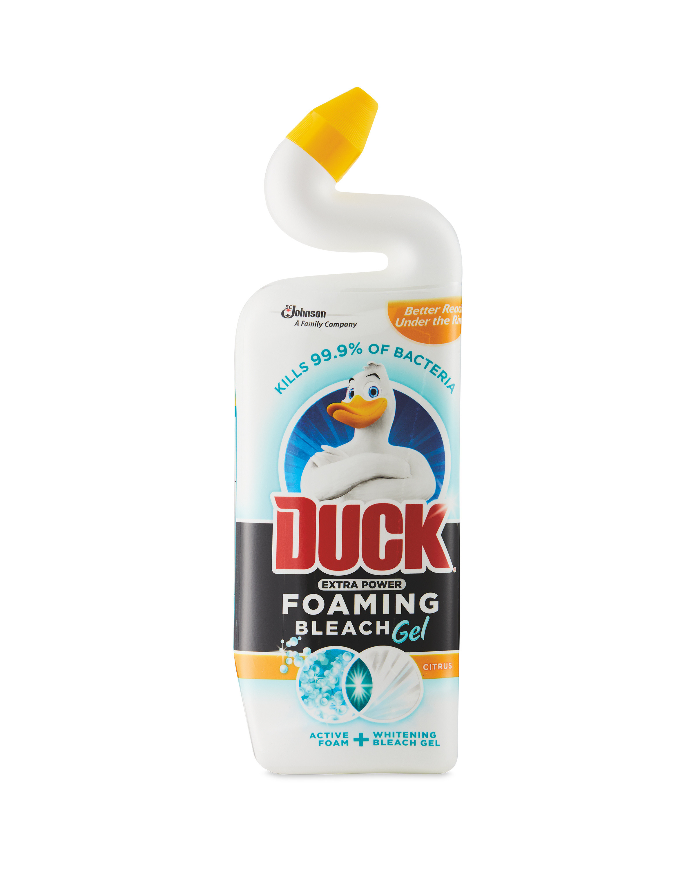 Duck Citrus Foaming Bleach