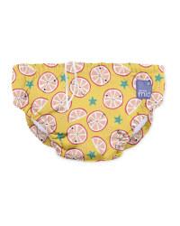 Citrus Reusable Swim Pants