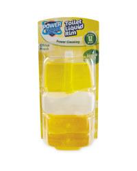 Citrus Toilet Liquid Rim Cleaner