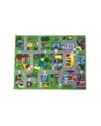 City Roads Play Mat