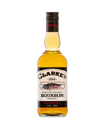 Clarke's Bourbon Whiskey