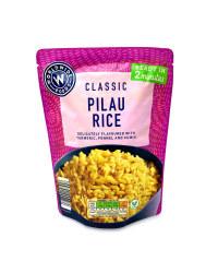 Classic Pilau Rice