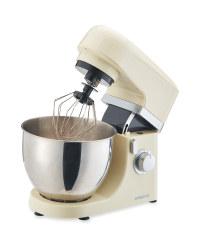 Ambiano Classic Stand Mixer - Cream