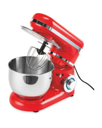 Ambiano Classic Stand Mixer - Red