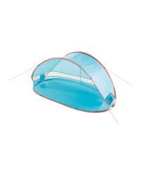 Crane Classic Pop-Up Sun Shelter - Turquoise