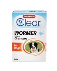 Bob Martin Wormer for Dogs