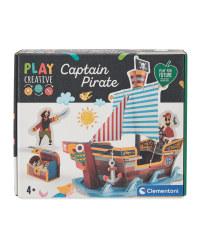 Clementoni Pirate Creative Play
