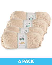 Clotted Cream Double Knit Yarn