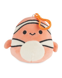 Clown Fish Squishmallow Keyring