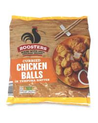 Coated Chicken Balls