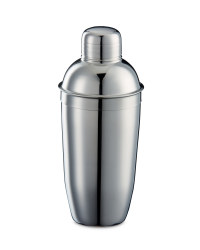 Cocktail Shaker - Stainless Steel
