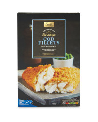 Extra Large Cod Fillets