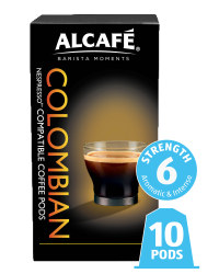 Colombian Coffee Pods