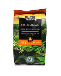 Colombian Roast & Ground Coffee