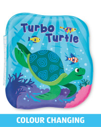 Turbo Turtle Colour Changing Book