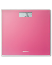 Coloured Electronic Scales - Pink