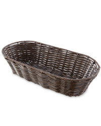 Coloured Plastic Bread Basket