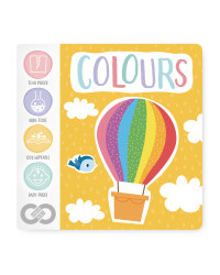 Colours Forever Baby Book