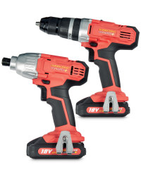 Combi-Drill & Impact Driver Toolkit
