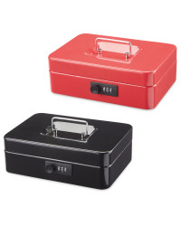 Combination Cash Box