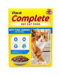 Cat Biscuits - Tuna, Herring & Veg