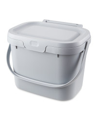Addis Compost Caddy 5L - Grey