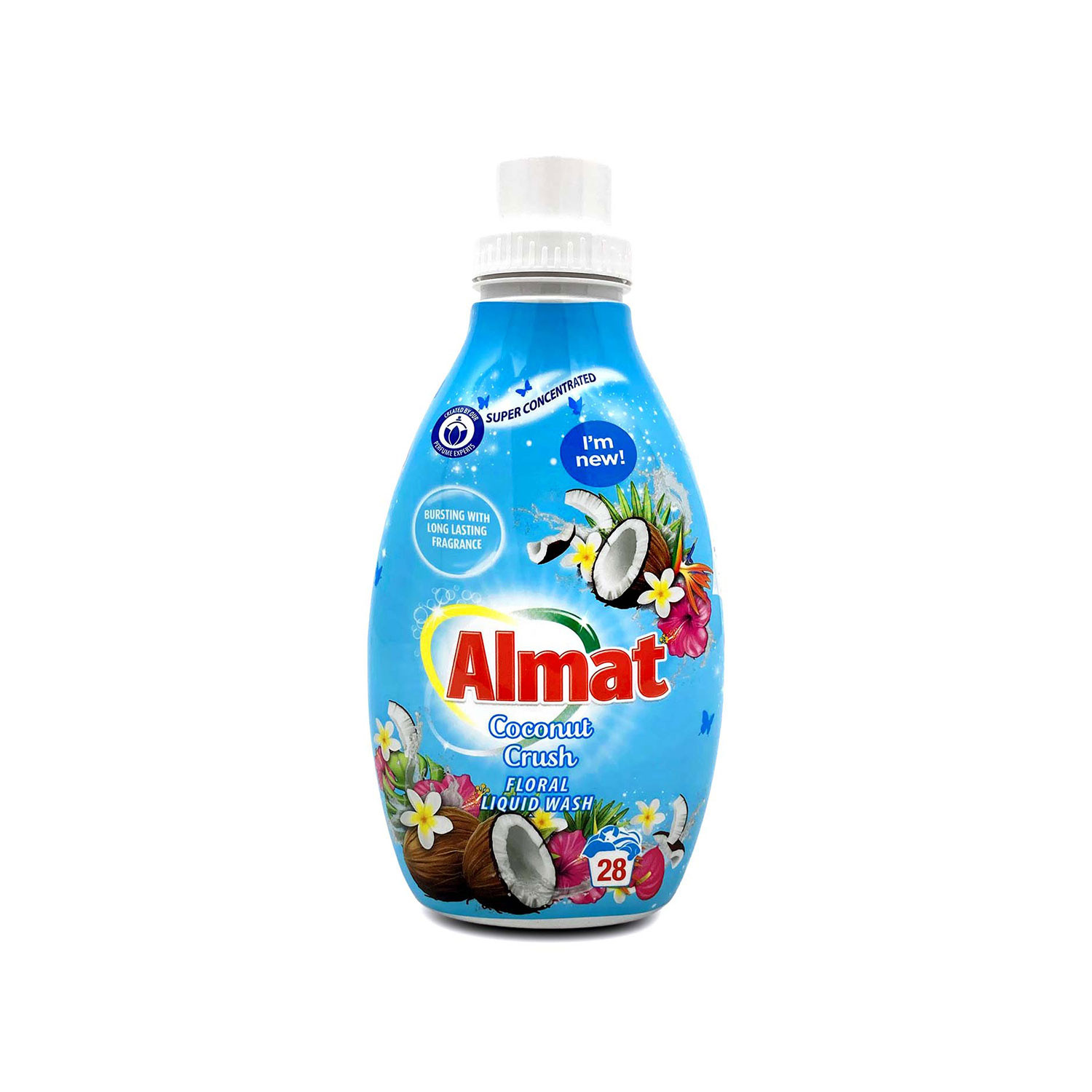 Concentrated Washing Liquid Coconut