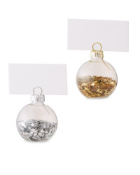 Confetti Placecard Holders 6 Pack