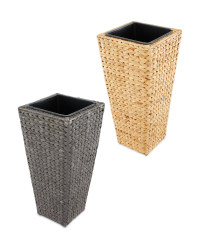 Conical Water Hyacinth Planter