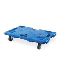 Workzone Connectable Dolly Trolley - Blue