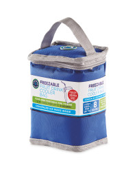 Cool Pods Drink Pouch - Blue/Grey