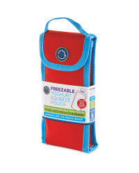 Cool Pods Yogurt Pouch - Red