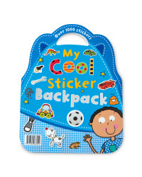 Cool Sticker and Activity Carry Pack