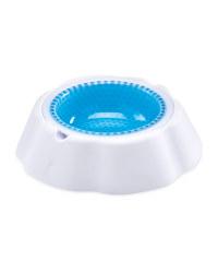 Cooling Pet Bowl - Blue