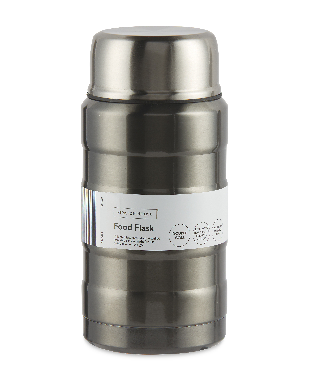 Grey Food Flask