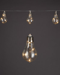 Copper Wire Solar String Lights