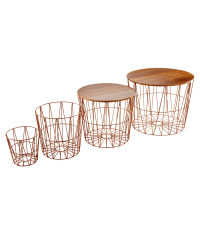 Copper Wire Storage/Table 4 Pack