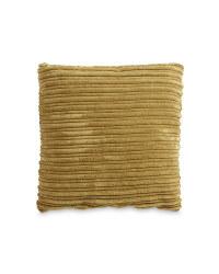 Cord Cushion - Lime