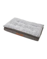 Cord Large Memory Foam Pet Mattress