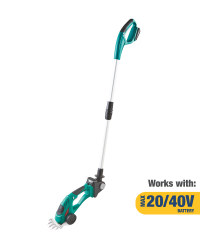 Cordless Grass/Hedge Trimming Shears