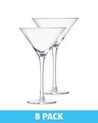 Cosmopolitan Glasses 8 Pack